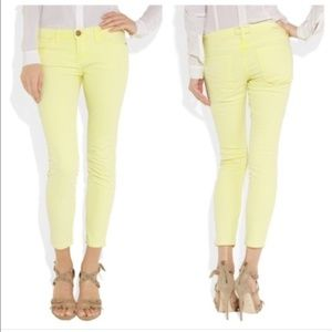 Current/Elliott Stiletto Jeans High Rise Skinny 29